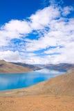 Yang Lake fotografering för bildbyråer