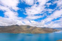 Yang Lake royaltyfri bild