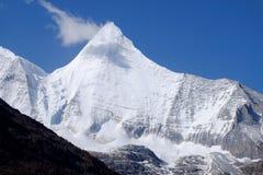 Yang Mai Yong Moutain Peak Arkivbilder