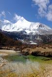 Yang Mai Yong Moutain Peak Arkivfoton