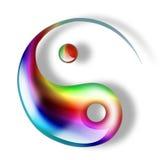Yang yin Stock Photography