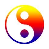 yang yin stock illustrationer