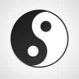 yang yin Στοκ εικόνες με δικαίωμα ελεύθερης χρήσης