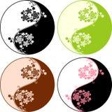 yang ying Στοκ εικόνες με δικαίωμα ελεύθερης χρήσης
