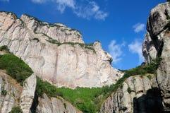 Yangdang Mountain China Royalty Free Stock Photography