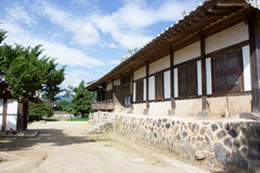 Yangdong folk village Royalty Free Stock Photo