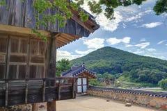 Yangdong folk village Stock Images
