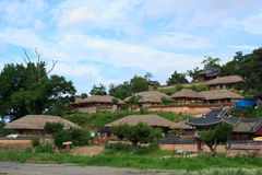 Yangdong folk village Royalty Free Stock Images