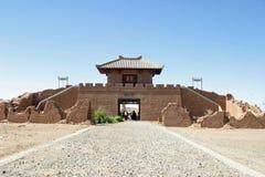 Yangguan gate in Dunhuang Royalty Free Stock Images