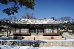 YangHwadang no palácio de Changgyeong Fotografia de Stock Royalty Free
