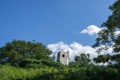Yanghwajin cudzoziemski misjonarski cmentarz obraz stock