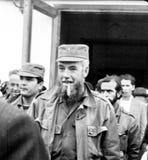 Yangiyer Comandante Rene Vallejo 1963 Royalty Free Stock Photo