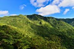 Yangmingshan mountain in taipei,Taiwan Stock Photo