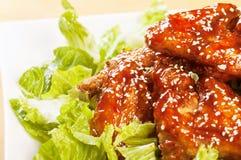 Yangnam chicken Stock Photos