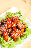 Yangnam chicken Royalty Free Stock Photography