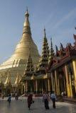 Yangon, το Μιανμάρ - 8 Μαΐου 2017: Παγόδα Shwedagon, Yangon, το Μιανμάρ Στοκ φωτογραφία με δικαίωμα ελεύθερης χρήσης