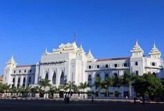 Yangon City Hall, Myanmar Stock Photography