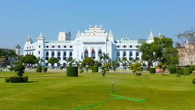 Yangon City Hall, Myanmar (Burma) stock video footage