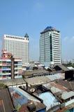 Yangon, cityscape Stock Fotografie