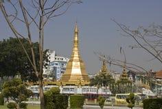 Yangon downtown. Stock Photography