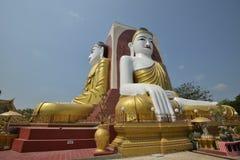 Yangon Kyaik Pon Pagoda Bago royalty free stock image