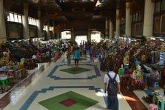 Yangon Kyaik Pon Pagoda Bago stock photos