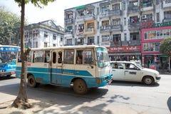 Yangon, Myanmar Stock Image