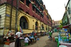 Yangon, Myanmar. royalty free stock photography