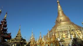 Shwe Dagon Pagoda, Yangon, Myanmar.