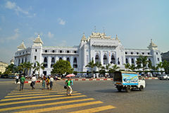 YANGON, MYANMAR Royalty Free Stock Images