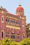 Yangon old building Royalty Free Stock Photo