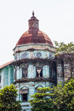 Yangon old building Royalty Free Stock Photography