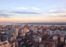 Yangonhorizon Stock Afbeeldingen