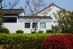 Yangshan村庄 免版税库存图片