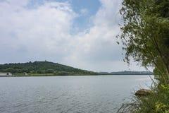 Yangshan Park scenery Stock Photo
