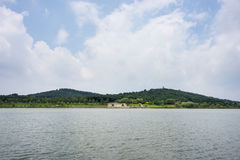 Yangshan Park scenery royalty free stock photography