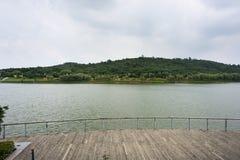 Yangshan Park scenery Royalty Free Stock Images