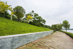 Yangshan Park scenery Stock Photography