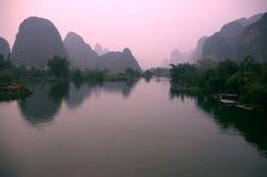 Yangsho landscape Royalty Free Stock Photos