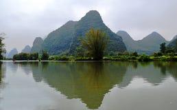 Yangshuo Royalty-vrije Stock Afbeeldingen