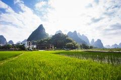 Yangshuo Royaltyfri Foto