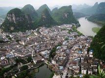 Yangshuo Стоковое Изображение