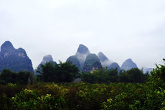 Yangshuo China Stock Afbeelding