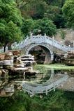 Yangshuo, China: Chinese Bridge Royalty Free Stock Photography