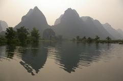 Yangshuo, Chine Photo libre de droits