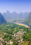 Yangshuo Guilin Royalty Free Stock Photography