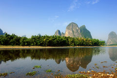 Yangshuo Guilin Royalty Free Stock Images