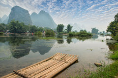 Yangshuo Guilin Royalty Free Stock Photo