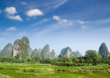 Yangshuo Guilin, China stock photos