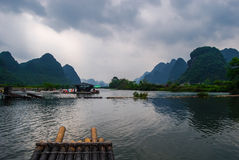 Yangshuo Guilin Royalty Free Stock Photos
